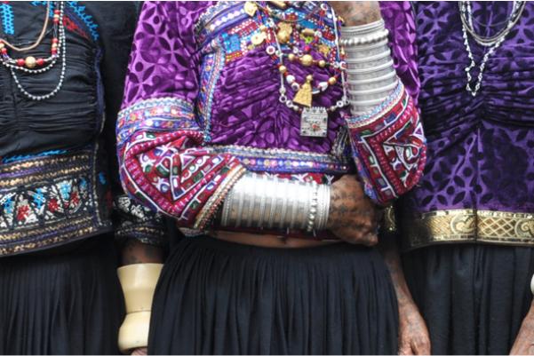GUJARAT<br /> Route des arts textiles
