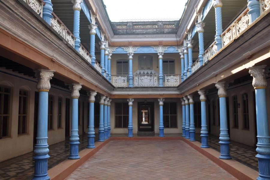 Les somptueux palais oubliés de Chettinad
