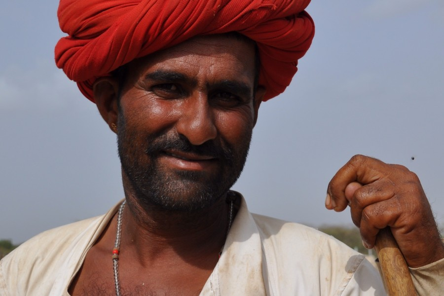 Gujarat, au pays des brodeurs extraordinaires