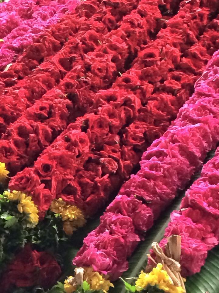 Visite du temple de Madurai