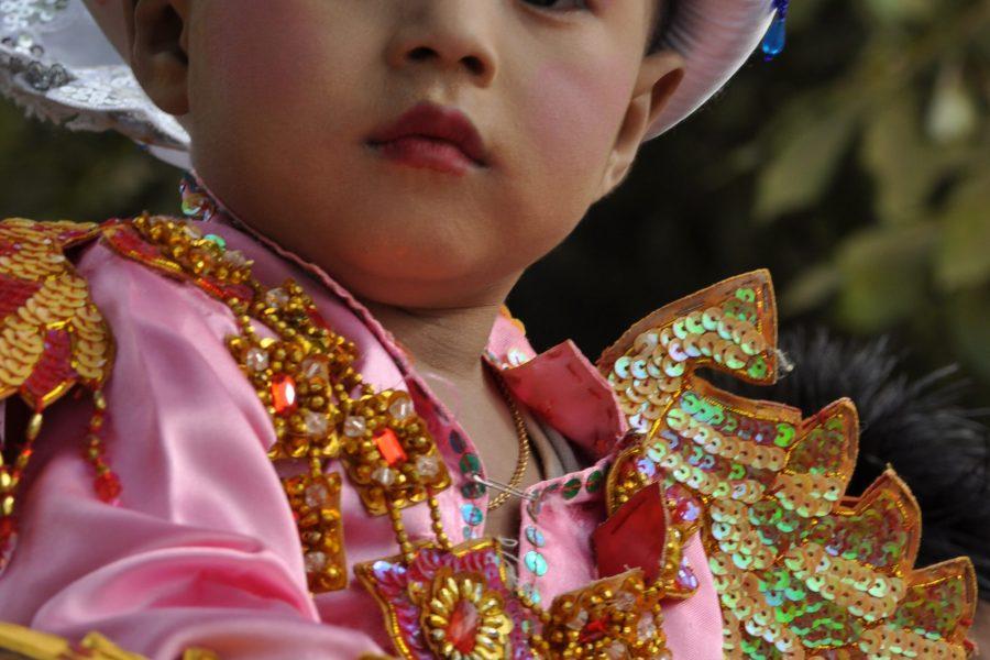 Beaux comme des princes, noviciat, Myanmar 2017