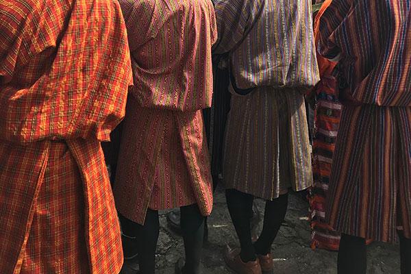 BHOUTAN<br /> Voyage au pays du bonheur
