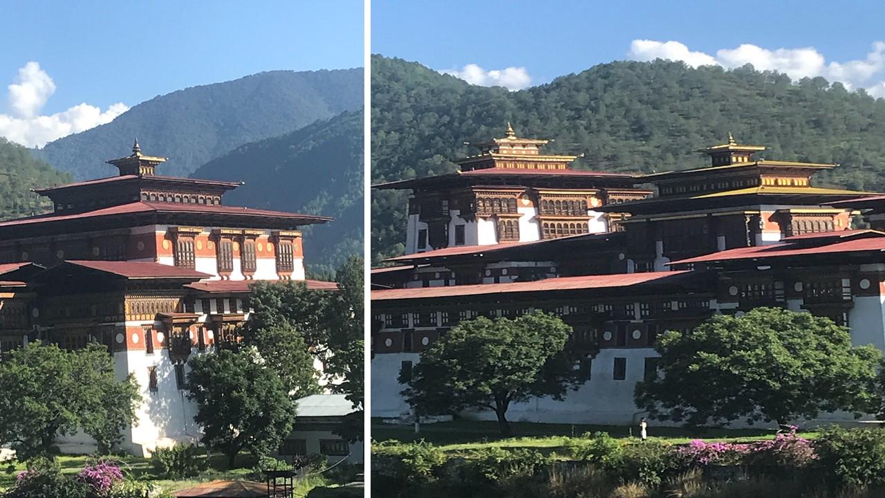 partir en voyage au Bhoutan